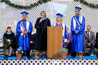 Lower Lake Commencement Ceremony 2016